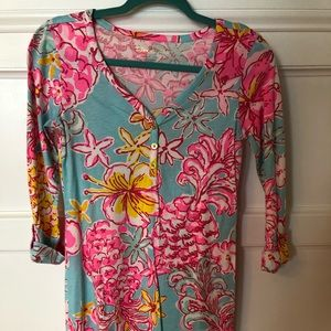 Lilly Pulitzer Palmetto Dress size extra small